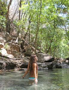 Bagaces Rincón de la Vieja Natioanl Park, Costa Rica