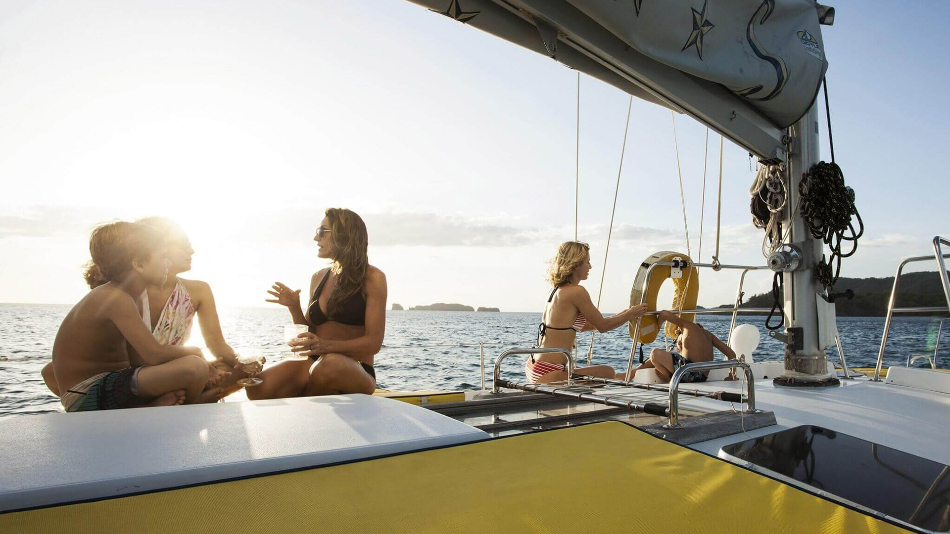 Private Saling Charter