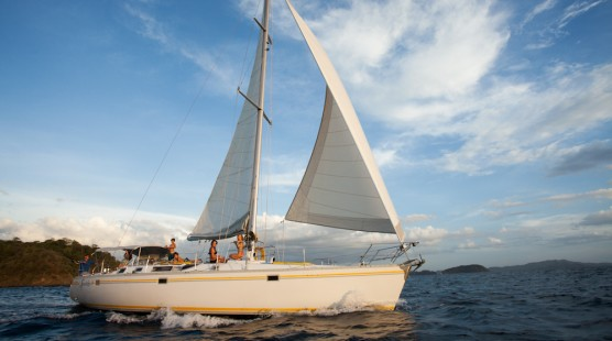 Full day Private Saling Charter Costa Rica